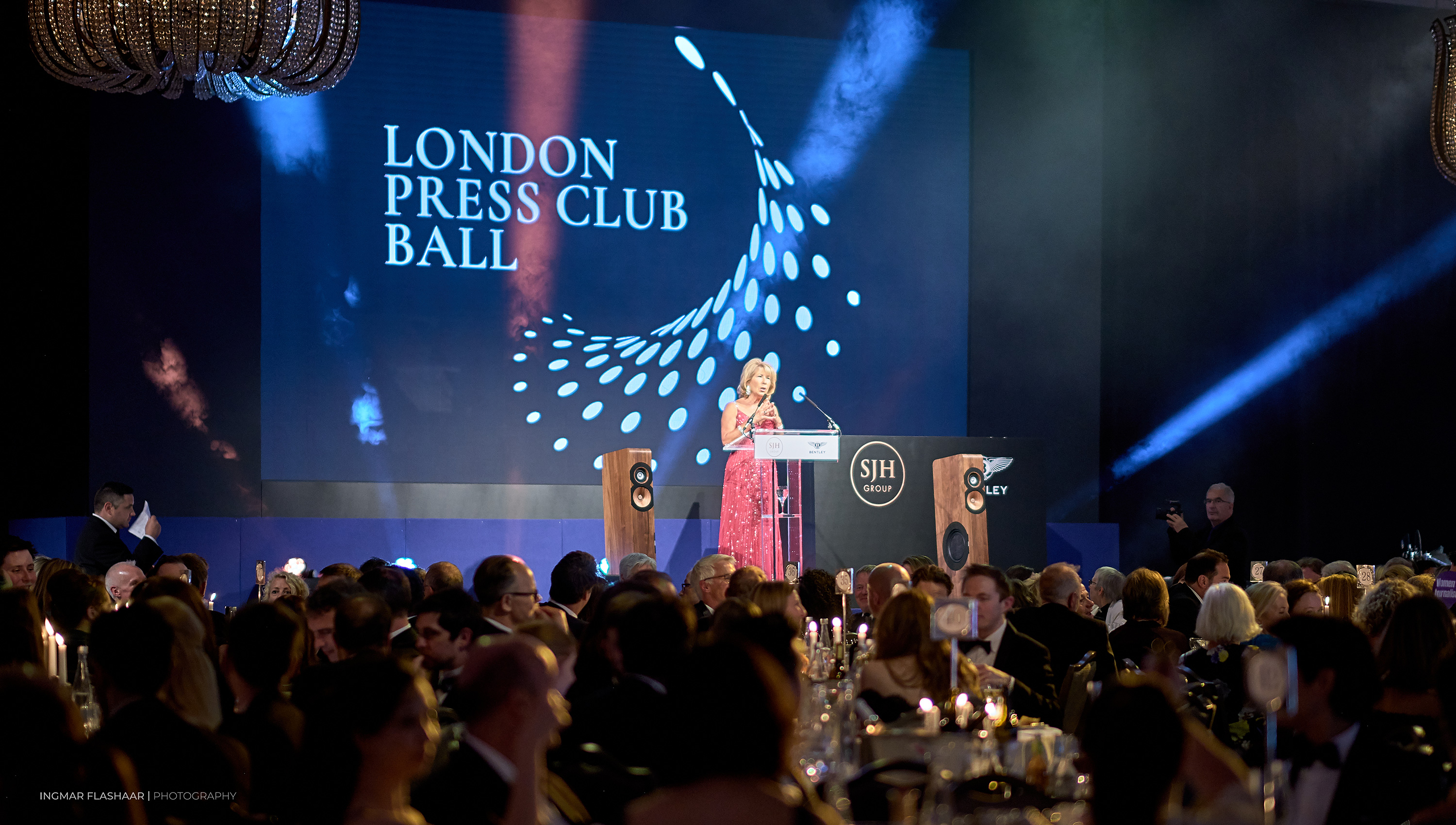 "Boenicke Audio at ""Exploring the Extraordinary – 100 Years of Bentley Motors"" and the subsequent London Press Club Ball 2019"